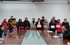 湖南工业高级工学校学工处召开学生宿舍管理工作总结暨表彰会议