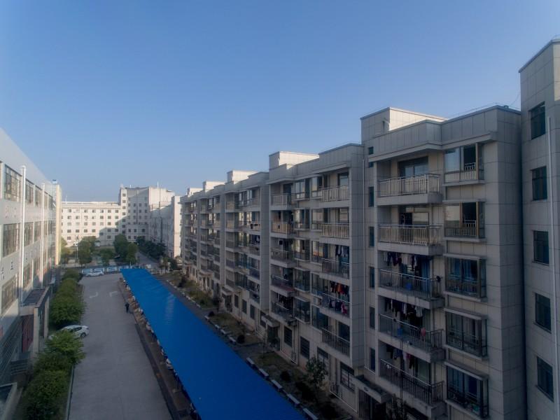 湖南省茶陵县职业中等专业学校环境图片学生公寓