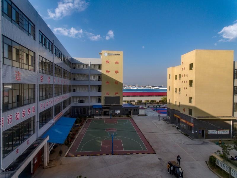 湖南省茶陵县职业中等专业学校环境图片6