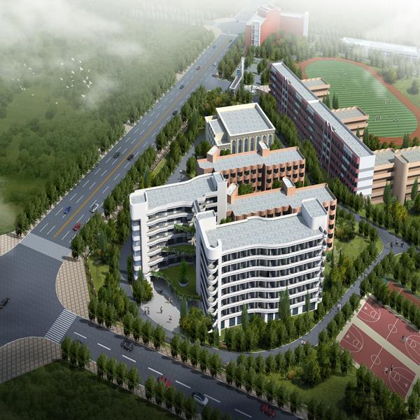 醴陵市陶瓷烟花职业技术学校环境图片3
