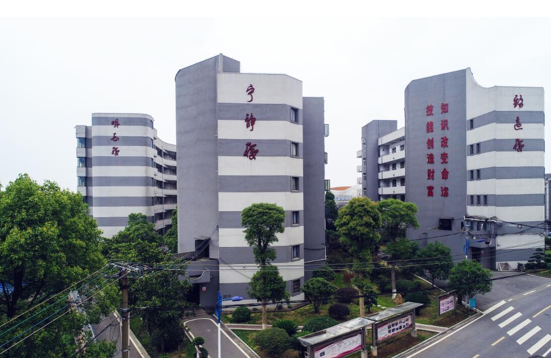 醴陵市陶瓷烟花职业技术学校环境图片