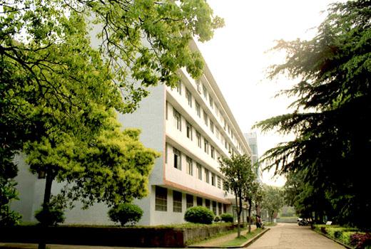 湘潭技师学院教学楼