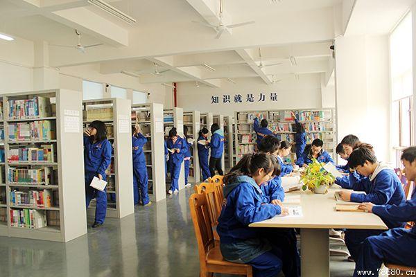 湖南吉利汽车职业技术学院图书馆