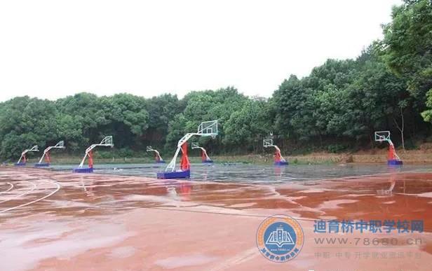 湖南华科技工学校操场