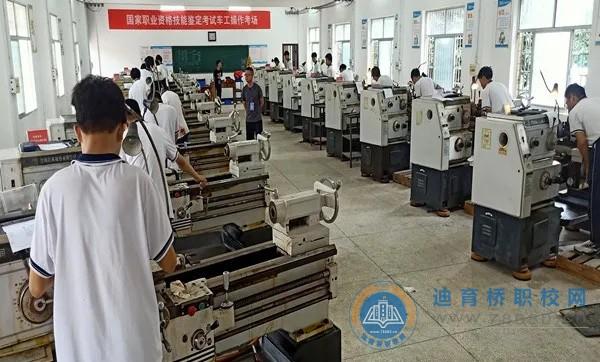 临澧县职业中专学校举行国家职业技能鉴定考试