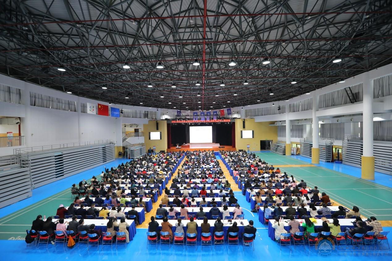 长郡梅溪湖举行2021年长沙市市直公办学校中学生心理危机预防与干预讲座